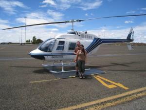 Let nad Uluru