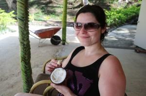 prezraly kokos s duzninou