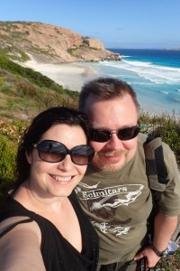 Veru a Tom na Ocean Drive