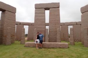 Stonehenge v zivotni velikosti