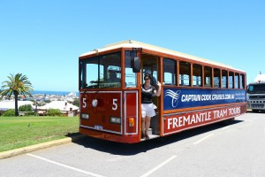 "Turisticka okruzni ""tramvaj"""