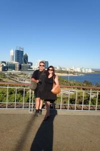 Vyhlidka na Perth